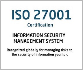 ISO 27001 Certification Coimbatore