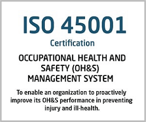 ISO 45001 Certification Coimbatore