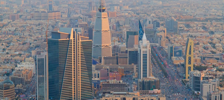 ISO 20000 consultation in Saudi Arabia