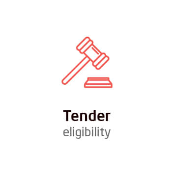 Tender Eligibility